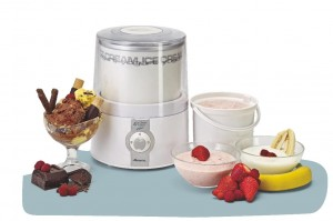 Ice Cream & Yogurt Maker 635